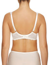 Lauma, Ivory Underwired Soft-cup Bra, On Model Back, 23H20