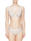Lauma, Nude Underwired Soft-cup Bra, On Model Front, 29C20
