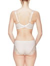 Lauma, Nude Underwired Soft-cup Bra, On Model Back, 29C20