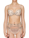Lauma, Nude Susupender Belt, On Model Front, 29G05