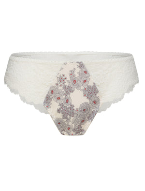 Flower Song String Panties