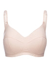 Wireless Padded Cotton Bra