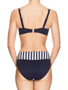 Lauma, Blue Swimwear Bikini Bottoms, On Model Back, 52H51