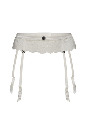 Lace Suspender Belt