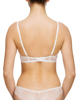 Underwired Push-Up Bra With Molded Cups