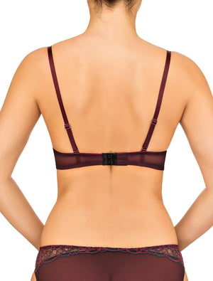 Red Line Underwired Push-Up Bra