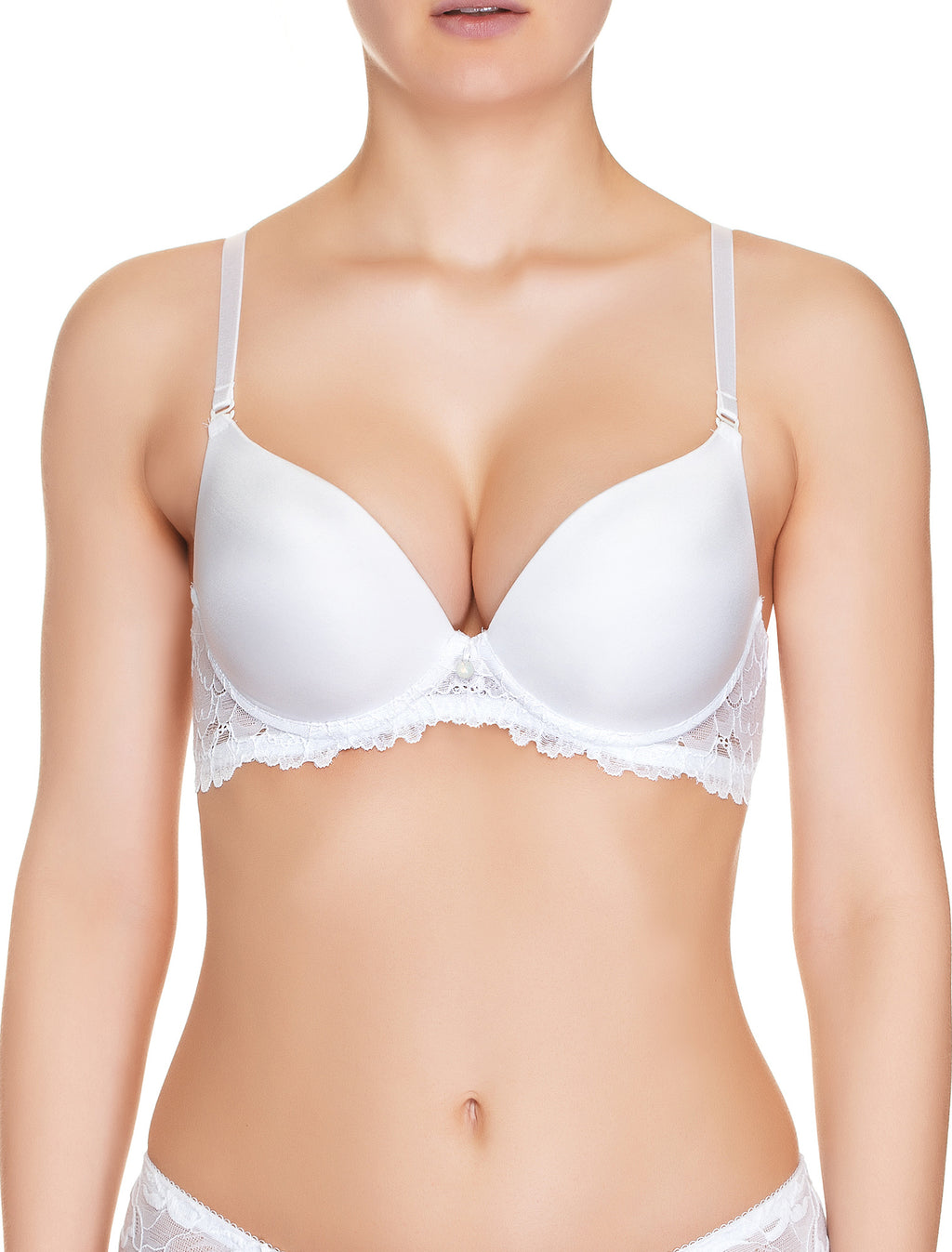 Tenderness Moulded Push-Up T-Shirt Bra