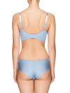 Lauma, Blue Lace Shorts Panties, On Model Back, 69H70
