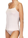 Lauma, Nude Camisole Top, On Model Front, 70E90