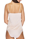 Lauma, Nude Camisole Top, On Model Back, 70E90