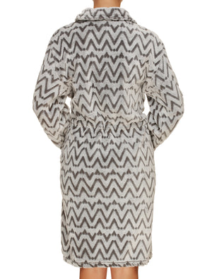 Full-Length Zip-Front Women's Robe