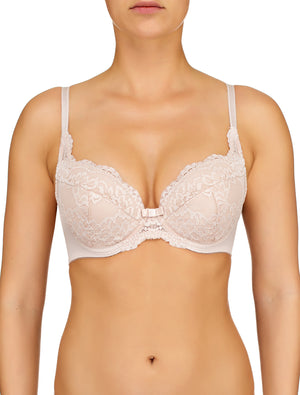 Lauma, Nude Push Up Bra, On Model Front, 72F31