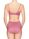 Lauma, Pink High Waist Panties, On Model Back, 73H51