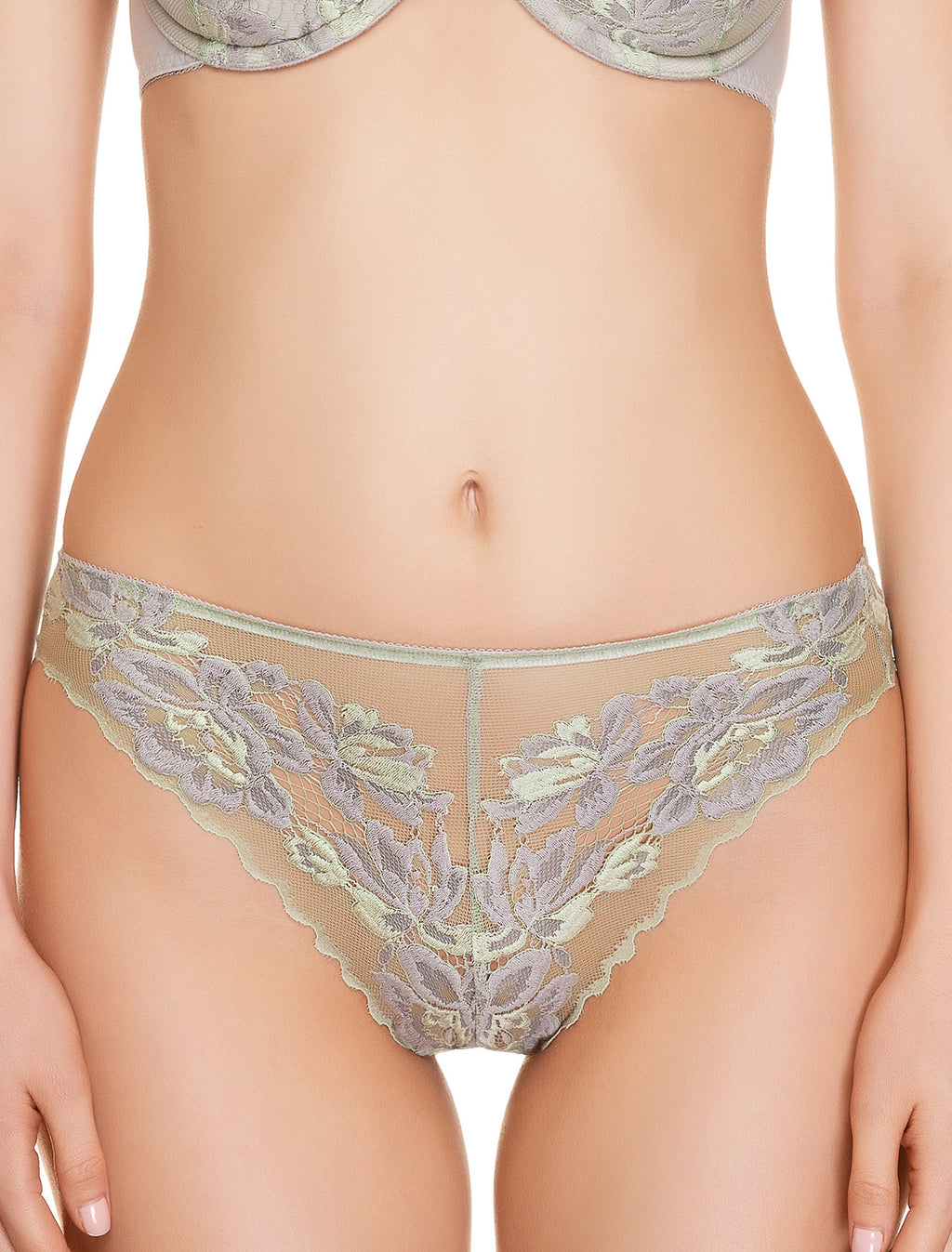 Lace Brazilian Panties