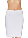 Lauma, White Underskirt, On Model Front. 75402