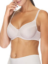 Lauma, Nude Underwired Soft-cup Bra, On Model Front, 79100