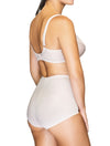 Lauma, Nude Underwired Soft-cup Bra, On Model Back, 79100
