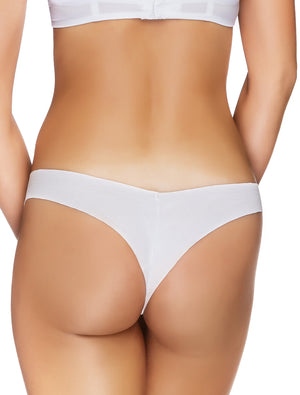 Seamless Cotton String Panties