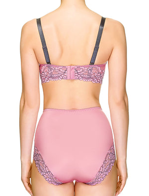 Lauma, Pink High Waist Panties, On Model Back. 88H51