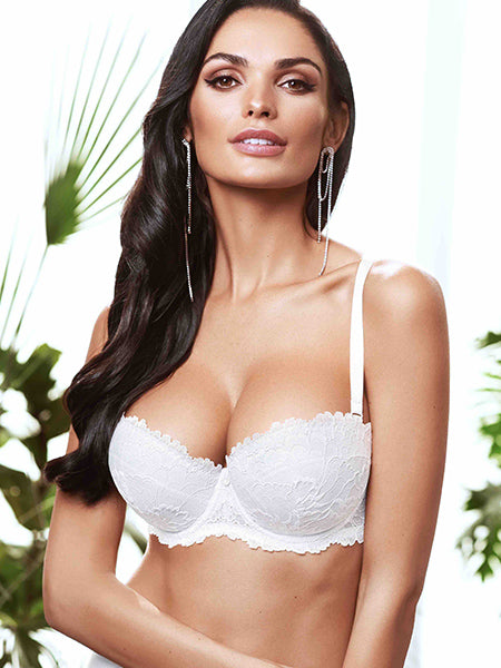 Tenderness Balconette Bra