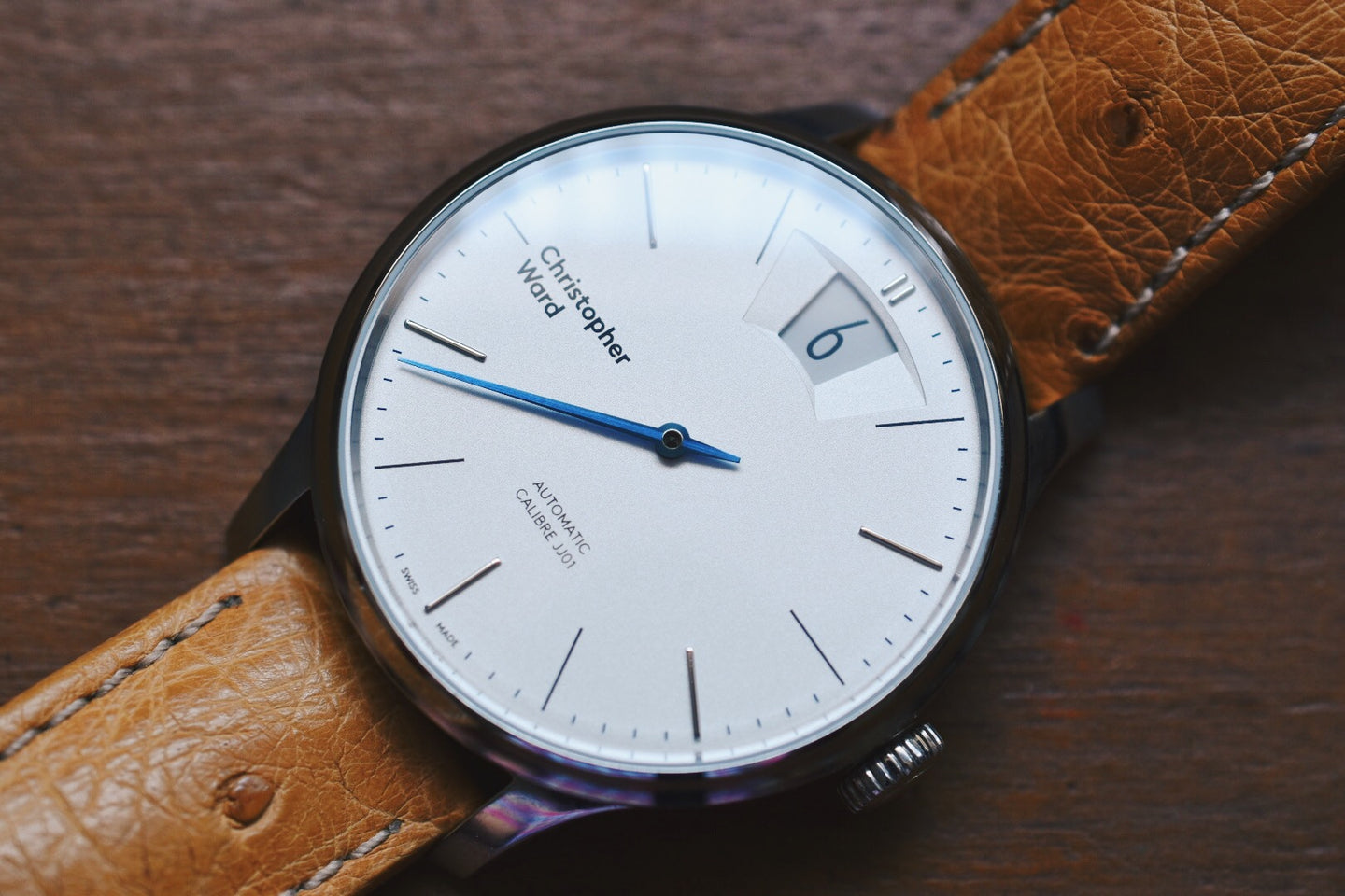 Christopher Ward C1 Grand Malvern Jumping Hour
