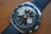 Load image into Gallery viewer, *RARE* Swiss Emperor Diver Chrono Valjoux 7733