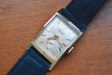 Load image into Gallery viewer, *RARE* 1954 Longines Tank Small Seconds