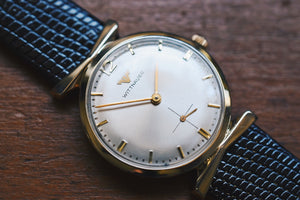 Wittnauer Butterfly 10K Gold RGP