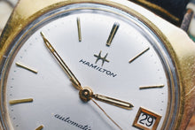 Load image into Gallery viewer, *RARE* Hamilton Taurus 64028-4 Automatic Date