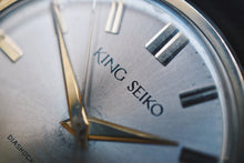 Load image into Gallery viewer, King Seiko Diashock 25 Jewels (1st King Seiko Model Ever!)