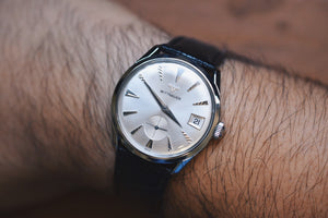 Wittnauer C11K Small Seconds Date