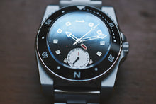 Load image into Gallery viewer, ECA Watch Co. Calypso Denise Date Diver