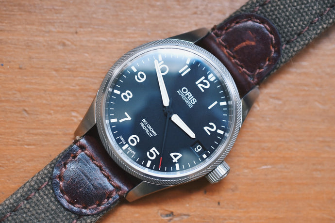 Oris Big Crown ProPilot Date