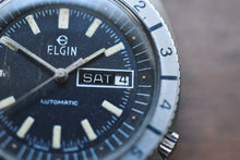 Load image into Gallery viewer, *RARE* Swiss Elgin Tropical Diver