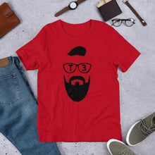 Load image into Gallery viewer, Fear The Beard T3 T-Shirt (unisex)