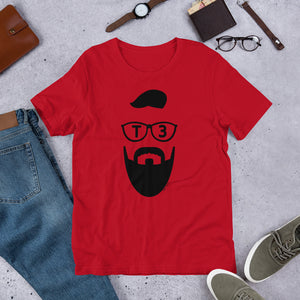 Fear The Beard T3 T-Shirt (unisex)