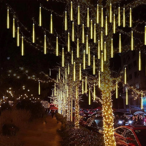 Snow Fall LED Lights - Better and Brighter!