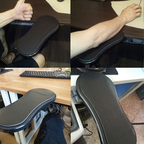 Anti Fatigue Rotating Desk Armrest Pad