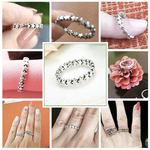 Stackable Star Finger Ring
