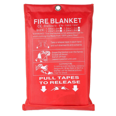 Fire Extinguishers Blanket