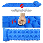 Inflatable Air Mattress | The #1 Outdoor Mattress