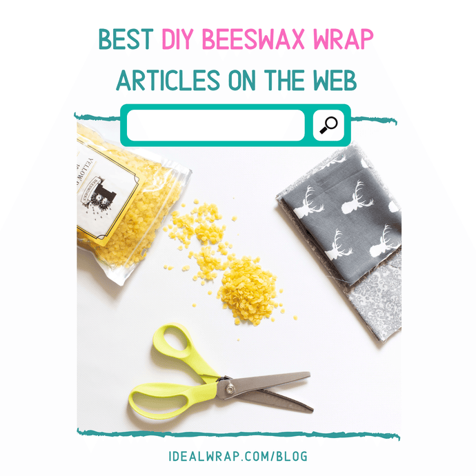 Best DIY Beeswax Wrap Articles on the Web