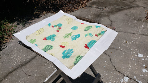 How to Refresh Beeswax Food Wrap in the Sun - Ideal Wrap