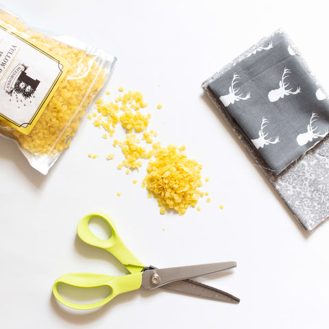 Learn how to make your own beeswax food wrap by Ideal Wrap