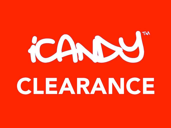 iCandy Scissors Clearance Sale