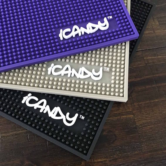 iCandy Scissors Workstation Counter Top Tools Mat