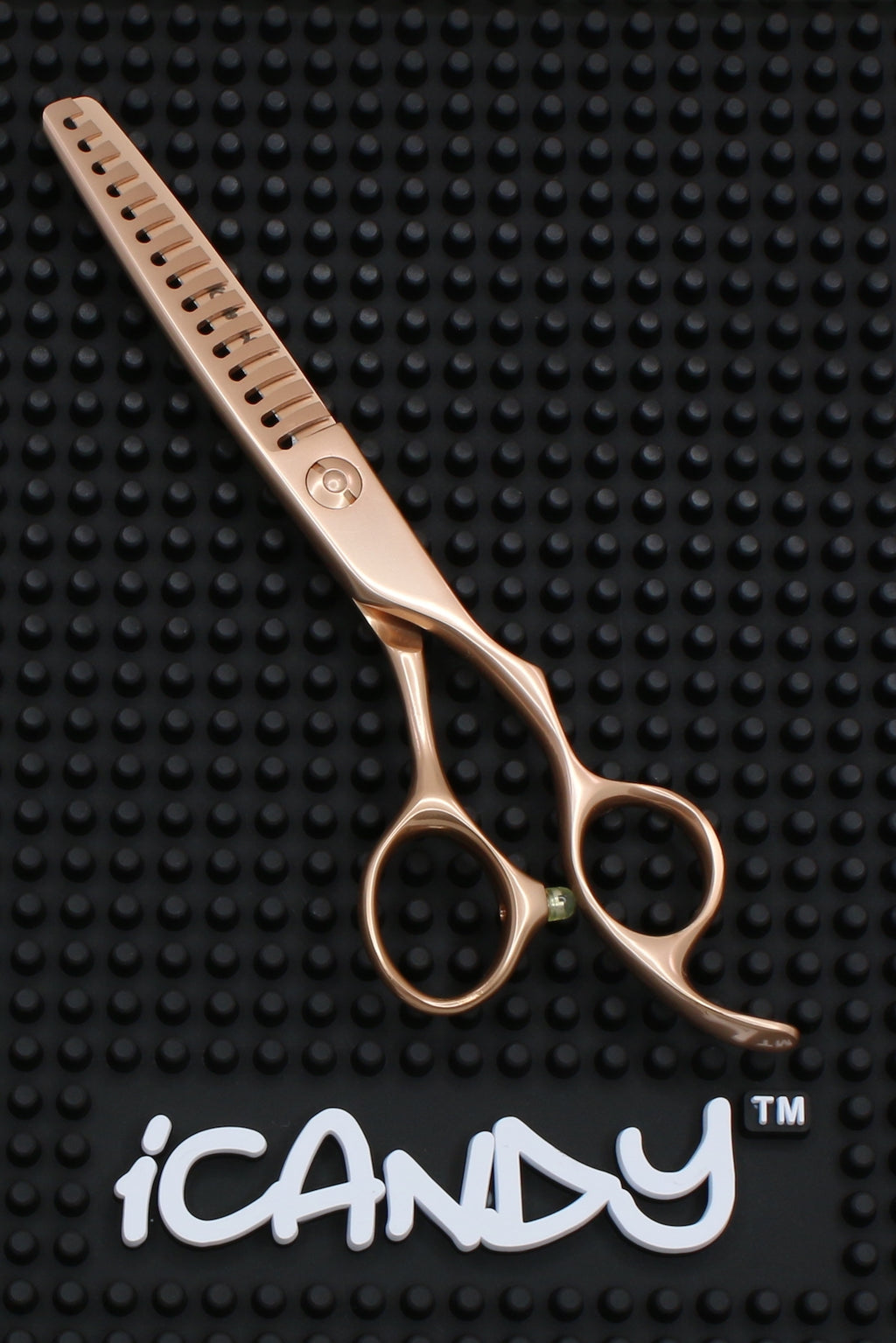 iCandy Elite-Tex Rose Gold Texturising Scissors - Limited Edition ! (6.0 inch) - iCandy Scissors