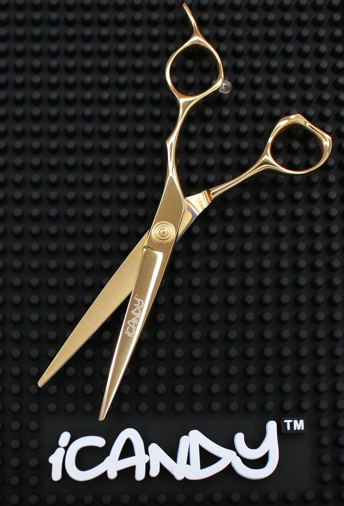 iCandy LUXE Taper Pro Yellow Gold Barbering Scissor  (6.0 inch) Limited Edition! - iCandy Scissors