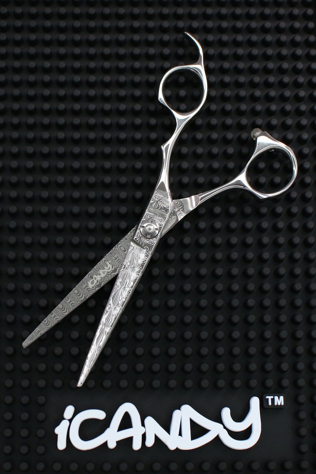 iCandy DAMA1 Damascus Scissors (6.0 inch) - iCandy Scissors