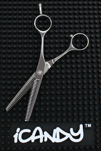 iCandy Double-T Double Thinning Blade Scissors (5.5 inch) - iCandy Scissors
